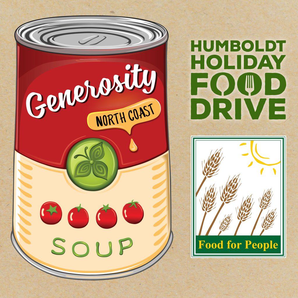 Humboldt Holiday Food Drive!